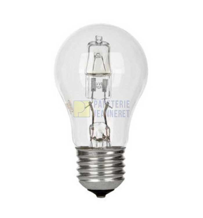 ampoule halogene 230v 70w e27 standard papeterie jeanneret. Black Bedroom Furniture Sets. Home Design Ideas