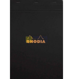 BLOC NOTES RHODIA 210X297mm QUADRILLE 5X5 - 80G